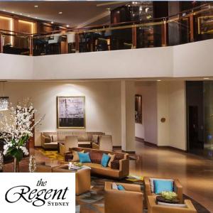 The Regent Hotel Sydney