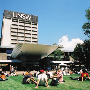 UNSW - Masters of International Relations
