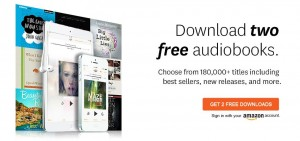 Audible Free Credits